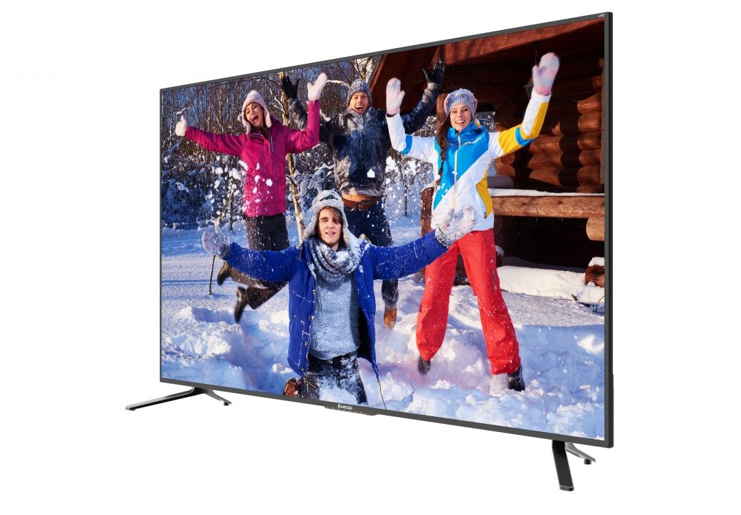KU-650R 4K UHD TV